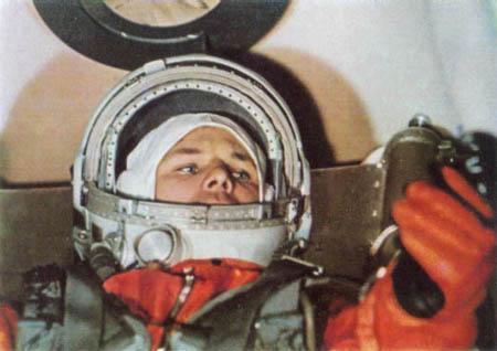 Первый полет человека вкосмос